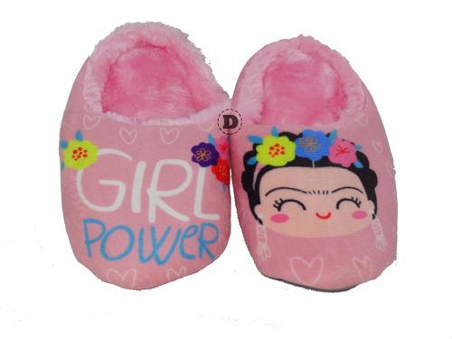 pantuflas nena varon sweet dreams calzado caballito 28 a 33