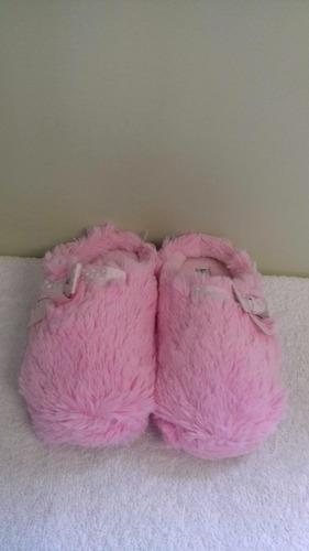 pantuflas para niña rosas marca laura ashley num 19 mex