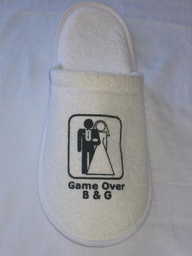 pantuflas personalizadas para cualquier tipo de evento