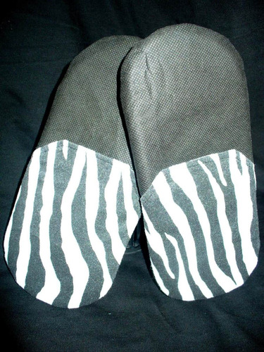 pantuflas personalizadas para eventos $19.00 pesos