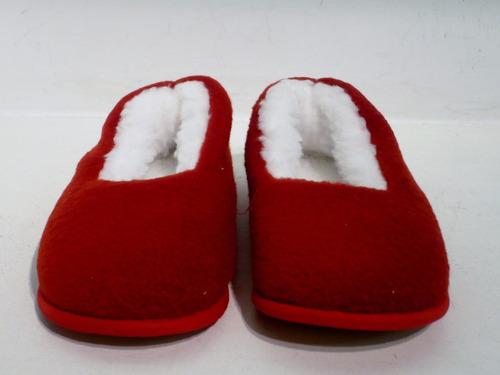 pantuflas polar y corderito niña niño antideslizante