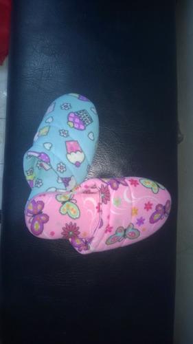 pantuflas sandalia térmica