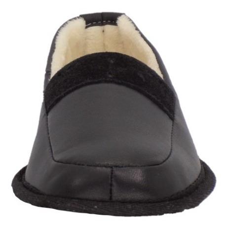 pantuflas stahl originales, mujer, piel genuina, e-3187