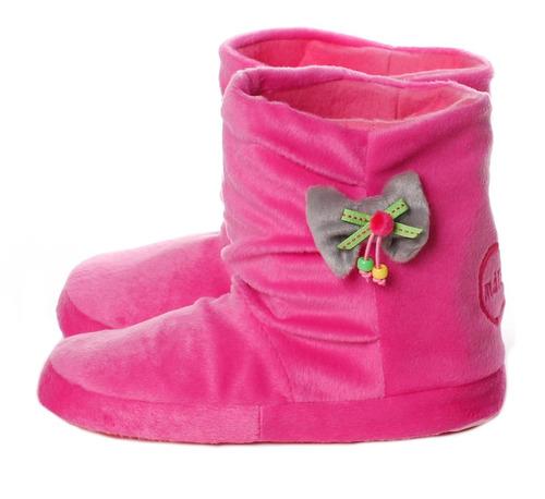 pantuflas tipo botas dama exclusivos diseños