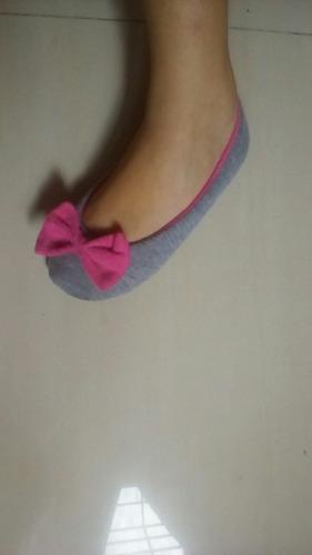 pantuflas zapatillas de niña de 19 cms