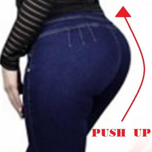 panty alto levantacola con relleno push up aumenta gluteos