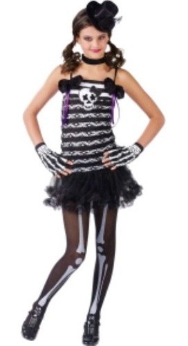 panty esqueleto