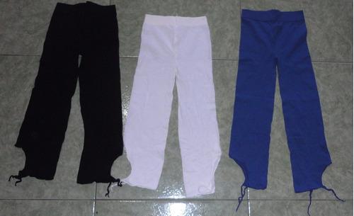panty legging de nena color pack x 3