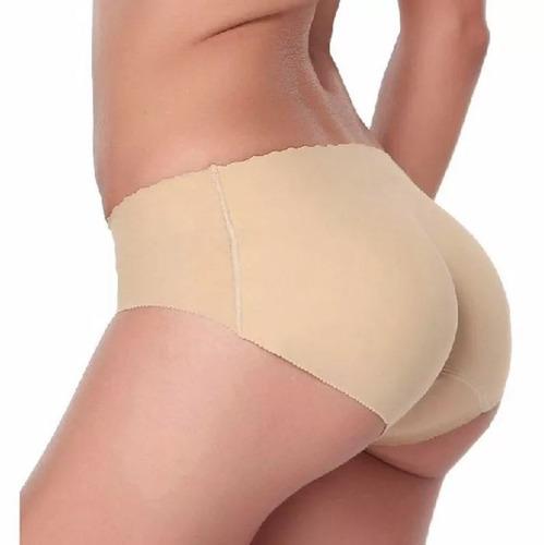 panty levanta gluteos calzon relleno cachetero lencería sexy