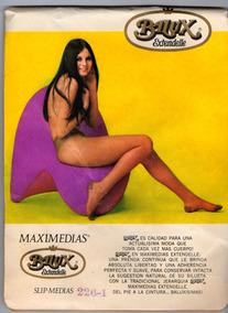 88f1222a9 Panty Maximedias Can Can Baliux Talle 1