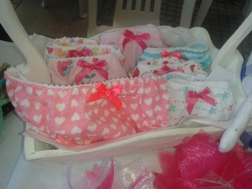 panty panties pantaletas para niñas algodón estampado
