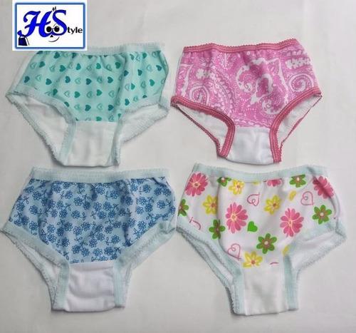 panty para bebe y niña ropa interior (hstyle)