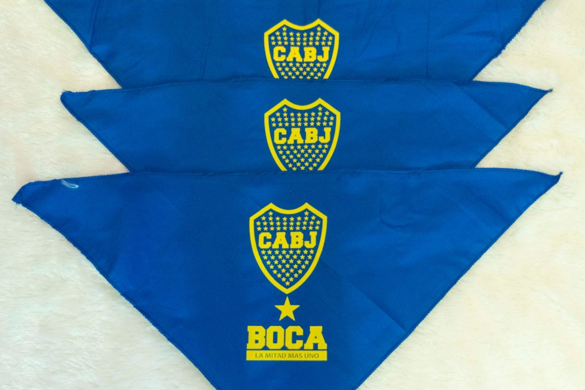 comprar baratas últimos diseños diversificados clásico Pañuelo Boca