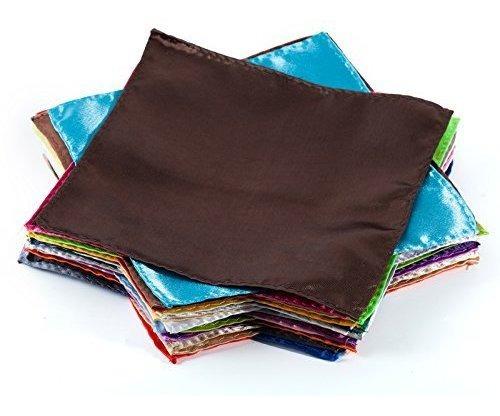 pañuelo de bolsillo para hombre cuadrados para bodas fiesta