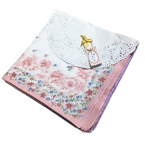 pañuelo de owm docena de algodon pañuelos de mujer linda a g