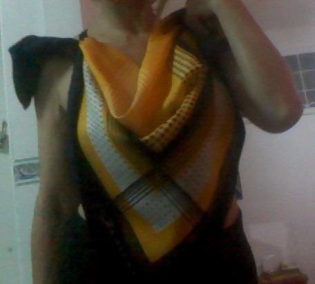 pañuelo importado para cuello