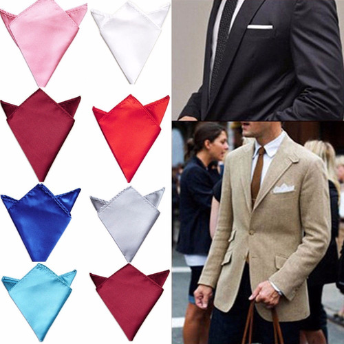 pañuelos de bolsillo para saco blazer slim fit moda japonesa