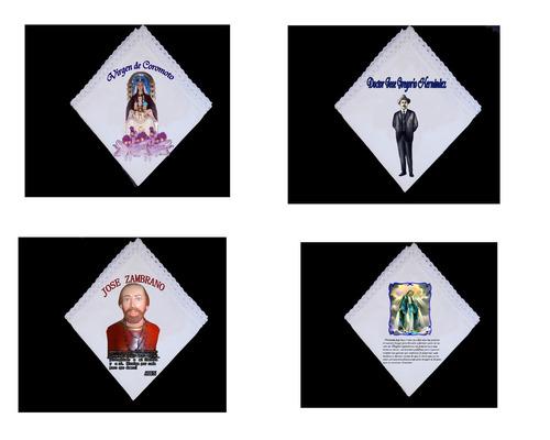 pañuelos de recuerdo baby shower,bautizo,comunión x doc