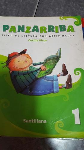 panzarriba libro de lectura santillana