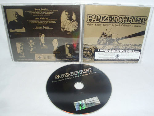 panzerchrist - bello room service & soul collector ( death d