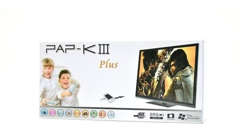 pap kiii plus consola portatil tipo psp snes / 3000 juegos 16gb