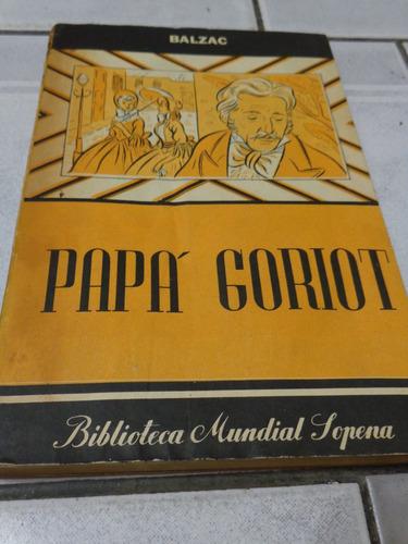 papa goriot - balzac