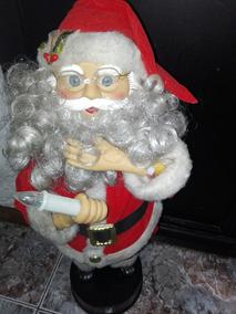 Fotos Simpaticas De Papa Noel.Munecas De Tela Muy Simpaticas Adornos Navidenos En