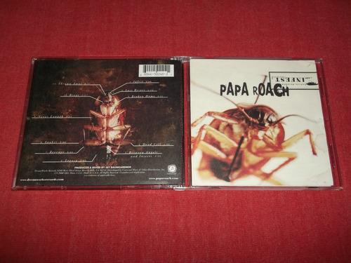 papa roach - infest cd imp ed 2000 mdisk