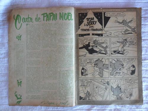papai noel nº 9! 1ª série! dez 1952! ebal!