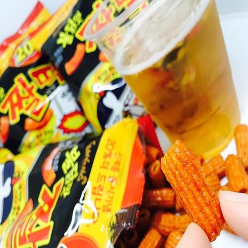 papas coreanas extrapicante sabor pollo hot chicken chips