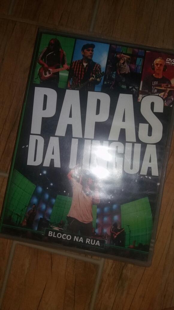 dvd bloco na rua papas da lingua
