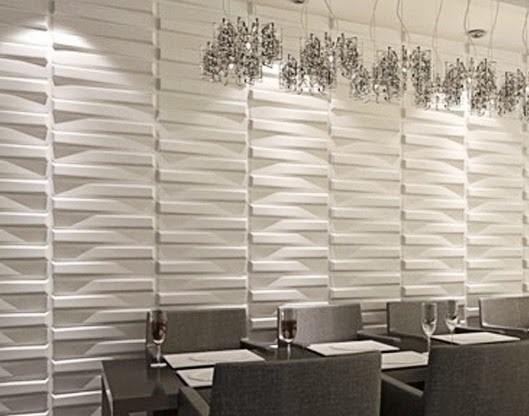 Papel 3d para paredes modelo brick 3decowall bs for Laminas gigantes para pared