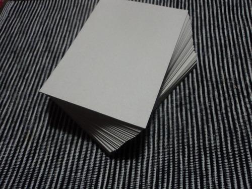 papel a5 x 1000 ecologico reciclado 80gr solo envios
