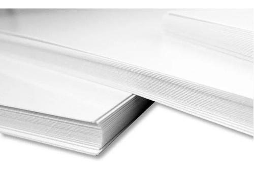 papel adhesivo fotográfico glossy brillante a4 50 hojas