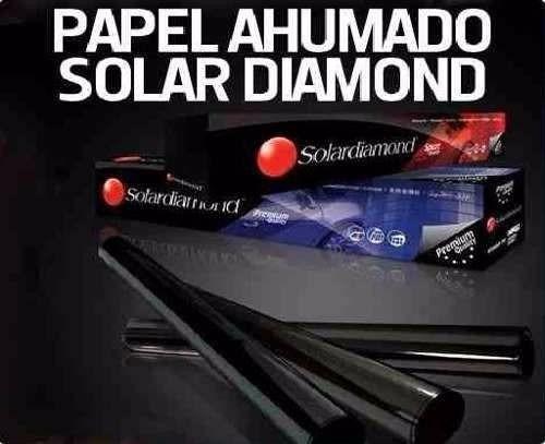 papel ahumado  solardiamond  3%