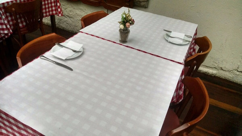 papel aparador 70x70 forrar toalha mesa restaurante
