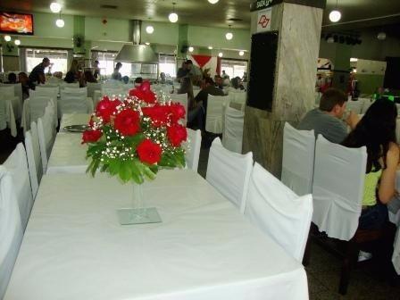 papel aparador 80x80cm forrar toalha mesa restaurante