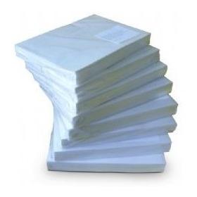 Papel Arroz A4 Branco Pacote Com 100 Unidades