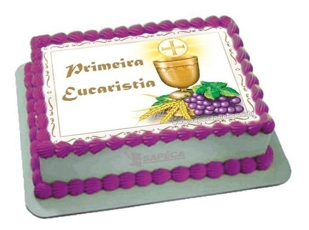 Papel Arroz Primeira Eucaristia Comunhão