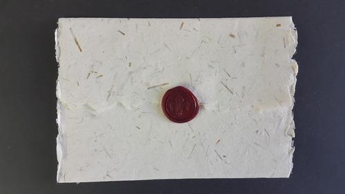 papel artesanal para invitaciones boda,xv,cartas,pergamino