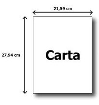 papel autoadhesivo calcomania etiqueta carta oficio 100hojas