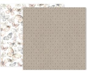 Stamperia 30,5 x 30,5 cm Cartulina de Doble Cara dise/ño de Rigoletto