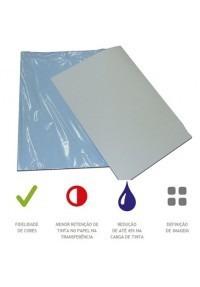 papel blue paper a4 p/sublimação c/100f havir