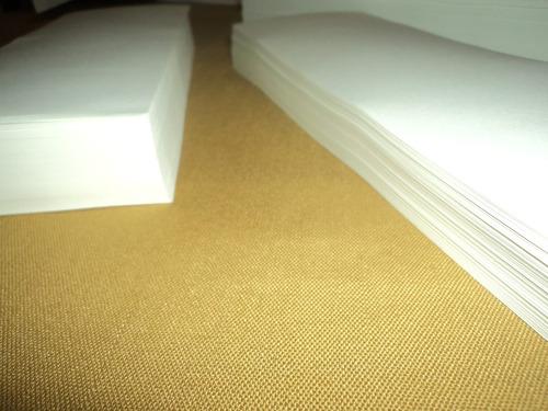 papel bookcel a6 80gr x 2000 hojas envio local gratis