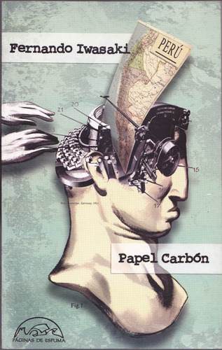 papel carbón / fernando iwasaki