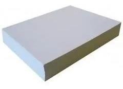 papel cartulina glasse 250gr tamaño tabloide 100 pliegos