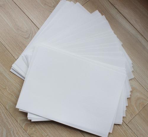 papel comestible de arroz add paquete x 100 hojas tamaño  a4