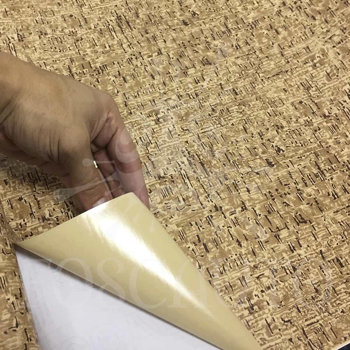 Adesivo De Fogo Para Carros ~ Papel Contact Auto Adesivo Imita Madeira Cortiça 10mx45cm R$ 110,00 em Mercado Livre