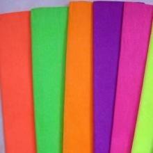 papel crepe fluo 50cm papeles creppes especiales