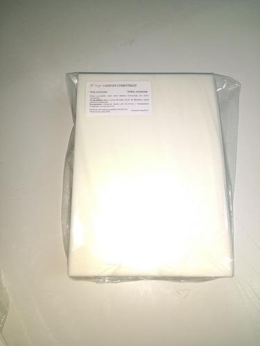 papel de arroz para fototortas 100 hojas a4